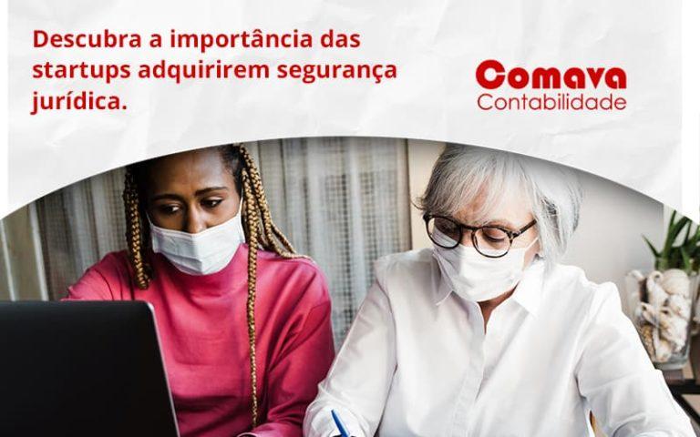 Descubra A Importancia Das Startups Comava - Escritório de Contabilidade em São Paulo - SP   Comava Contabilidade