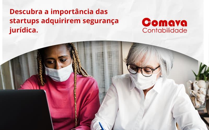 Descubra A Importancia Das Startups Comava - Escritório de Contabilidade em São Paulo - SP | Comava Contabilidade
